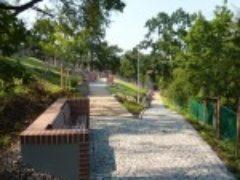 Садовая скамейка на загородном участке — место для отдыха и украшение