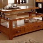 раскладной столик в колониальном стиле