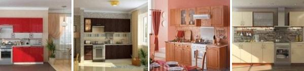 посмотреть каталог кухонной мебели