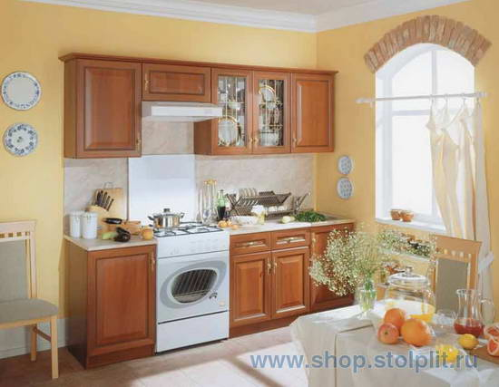 кухонный гарнитур из ольги