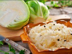 Как засолить капусту, чтобы она была хрустящей