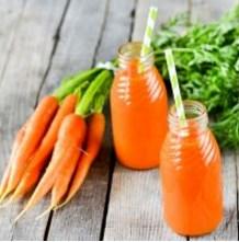 Сочная морковь для сока и хранения